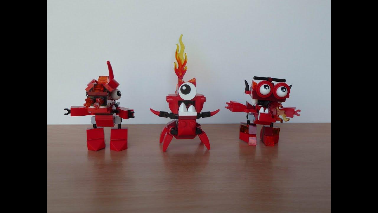 LEGO  Mixels 41531   Flamzer Building Kit   BRAND New// Sealed Free US Shipping