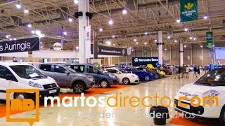 SALÓN FACTORY DEL AUTOMÓVIL DE JAÉN 2016 - MARTOS DIRECTO