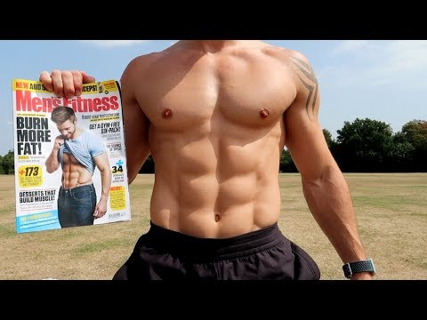 10 Minute Men Abs Workout Video | Abs Exercises for Men [No Equipment]