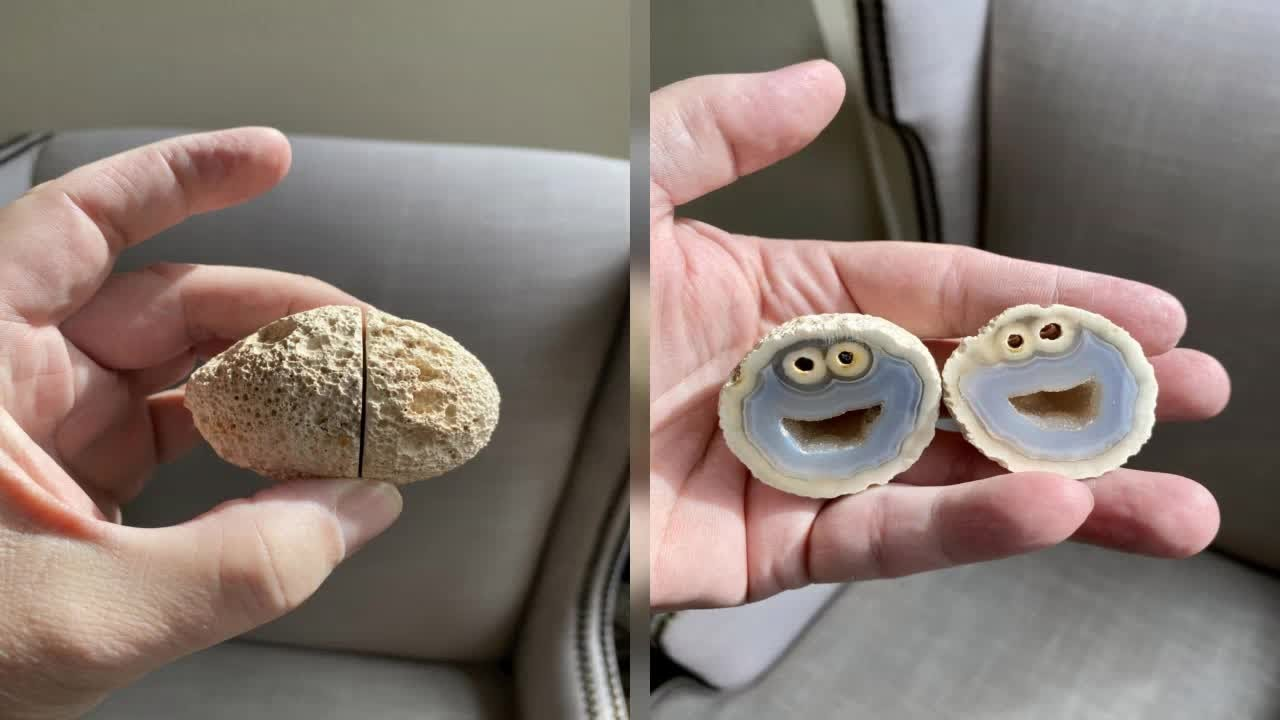Rock could be worth up to 7300 after experts find the Cookie ...