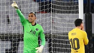The Day Keylor Navas Saved PSG