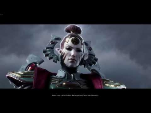 Dawn of War III ► Campaign Playthrough (Eldar) Part ONE