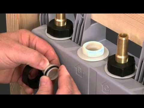 Moen IoDIGITAL Vertical Spa System And Installation   YouTube