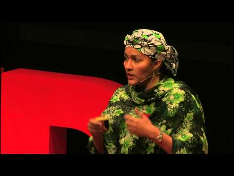 Choosing a path of service: Amina J Mohammed at TEDxEuston