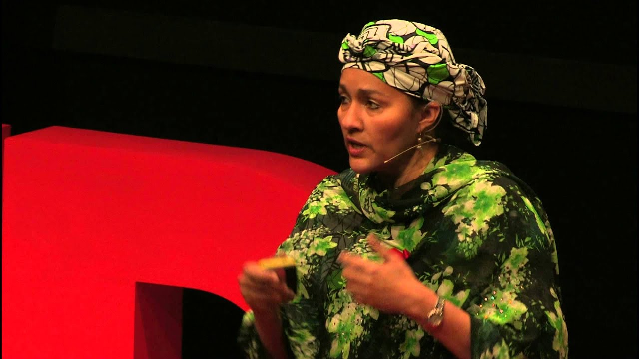 ChangeMakers : Amina Jane Mohammed