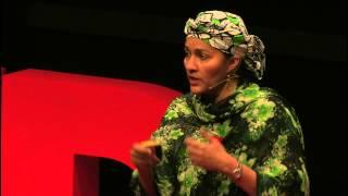 Choosing a path of service: Amina J Mohammed at TEDxEuston