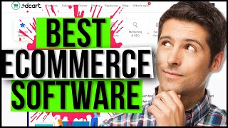 BEST E-COMMERCE SOFTWARE - TOP E-commerce Platform!