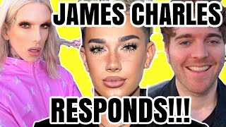 JAMES CHARLES RESPONDS TO SHANE DAWSON & JEFFREE STAR