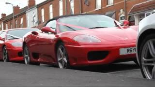 Самый простой свадебный кортеж из Ferrari, Hummer, ROLLS-ROYCE, Audi R8