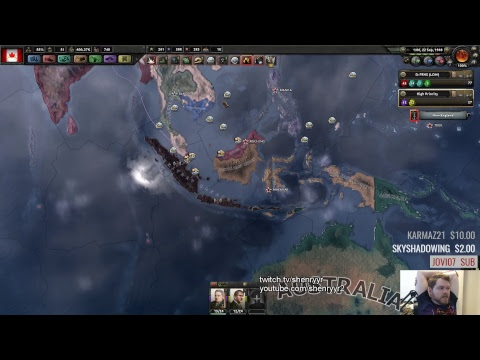 Canada Day and chill - HOI4 Death or Dishonor