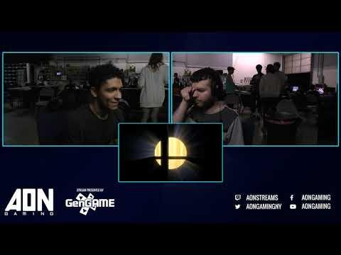 AON Ultimate 027 Grand Finals Ally L vs Demise Mr E