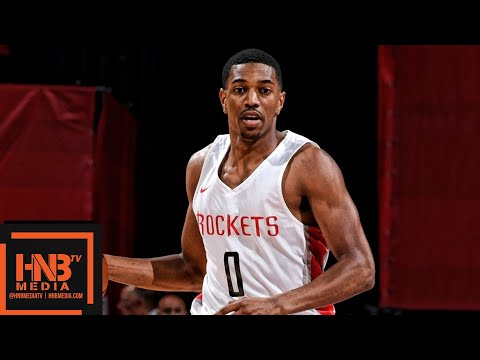Cleveland Cavaliers vs Houston Rockets Full Game Highlights / July 14 / 2018 NBA Summer League