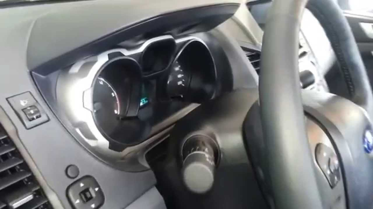 Interior Ford Ranger 2014 Video Versi 243 N Colombia Youtube