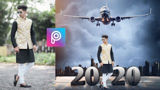 New Year 2020 Photo Editing happy new year photo editing in picsart