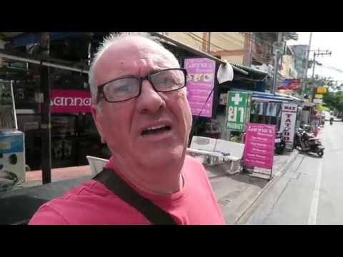 PATTAYA, MID RANGE HOTELS PART 2, BEACH ROAD SOI'S 2 & 3 Vlog 108