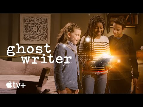 Ghostwriter — Official Trailer | Apple TV+