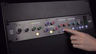 SSL Fusion - In Depth Audio Tour