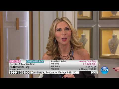 HSN | Rarities Fine Jewelry with Carol Brodie 01.08.2017 - 05 PM