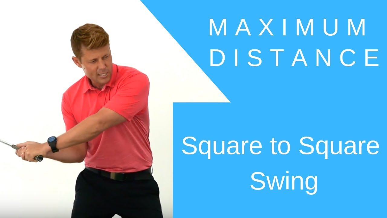 Distance Square To Square Swing