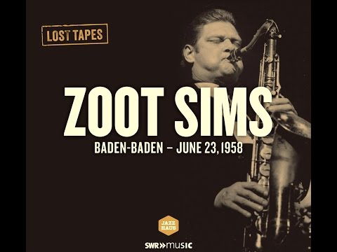 Zoot Sims 1958 - All The Things You Are