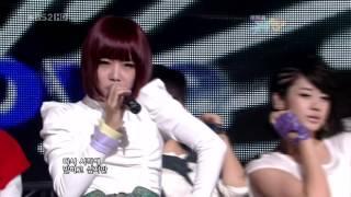 090918 T-ARA(티아라) & Supernova(초신성) - TTL (Time To Love)