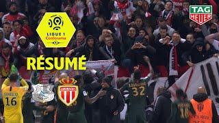 Amiens SC - AS Monaco ( 0-2 ) - Résumé - (ASC - ASM) / 2018-19