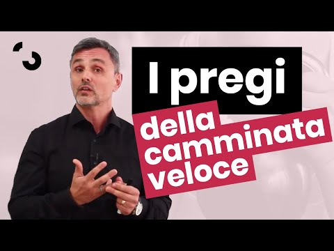 I pregi della camminata veloce | Filippo Ongaro