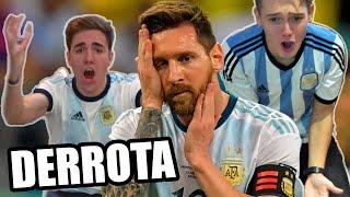 REACCIONES DE UN HINCHA Argentina vs Colombia - Copa América 2019 (Amigos)