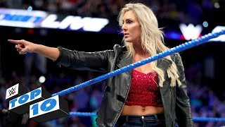 Top 10 SmackDown LIVE moments: WWE Top 10, July 31, 2018