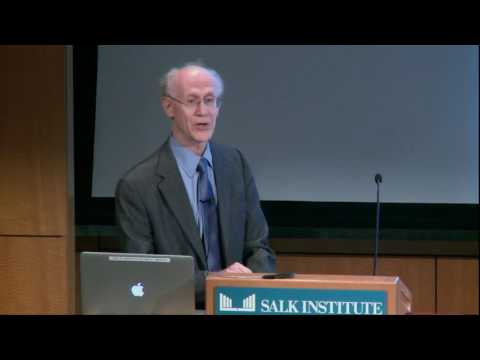 Peter Salk - Research Connections For Teachers Symposium at the Salk Institute
