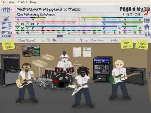 Punk-o-Matic 2 - Our Flittering Existence