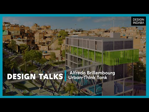 Informal is the new normal with activist architect Alfredo Brillembourg