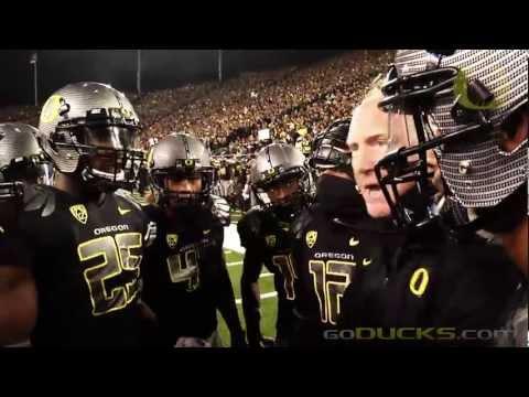 Oregon Motivational: Rose Bowl 2012