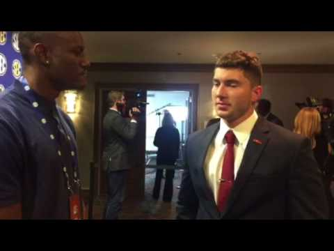 '40' On the Street: Shea Patterson