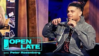 Smokepurpp and Amanda Seales Join the Season 2 Premiere | Open Late with Peter Rosenberg