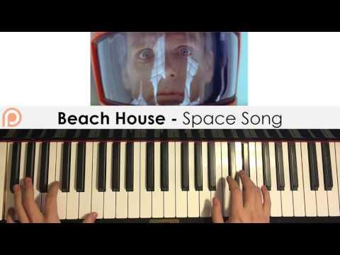 Beach House  Space Song Piano   Patreon Dedication #118