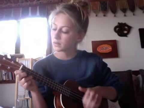 Angus And Julia Stones Just A Boy Uke Cover Youtube