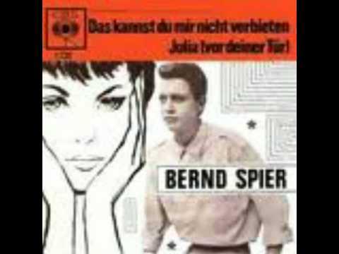 Bernd Spier - Julia  1963