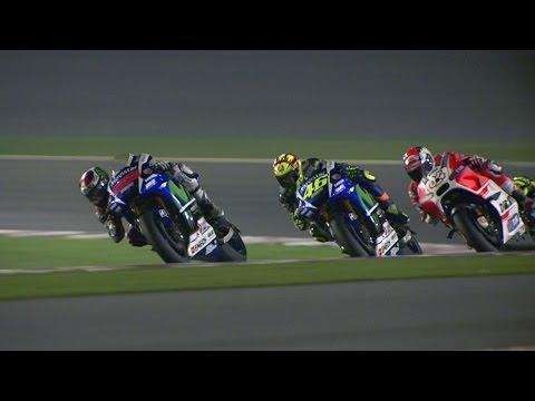 MotoGP™ Qatar 2015 -- Best Action