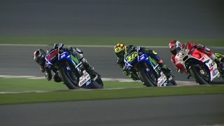 MotoGP™ Qatar 2015 -- Best Action