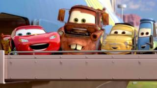 CARS 2: Undercover (Filmclips & Trailer)