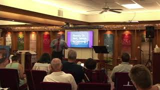 """River Church    """"Why is Jesus coming Back : and Tribulation"""""""