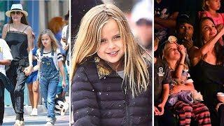 Angelina Jolie & Brad Pitt's Daughter Vivienne Jolie Pitt 2017