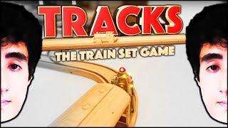 TRENZINHO TOP  |  tracks: the train game