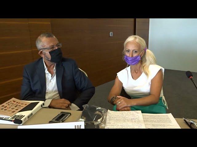 Ανδρέας Τάκης - Έκθεση Ιβάν Κλιούν - Συνέντευξη StellasView.gr