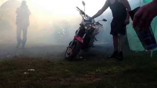 24H du mans 2013 Bandit rupture moteur mort