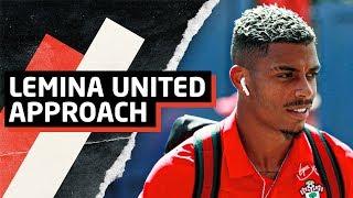 United approach Southampton's Mario Lemina   Man Utd Transfer News