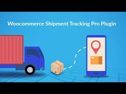 WooCommerce Shipment Tracking Plugin - Order tracking plugin for WooCommerce store worldwide.