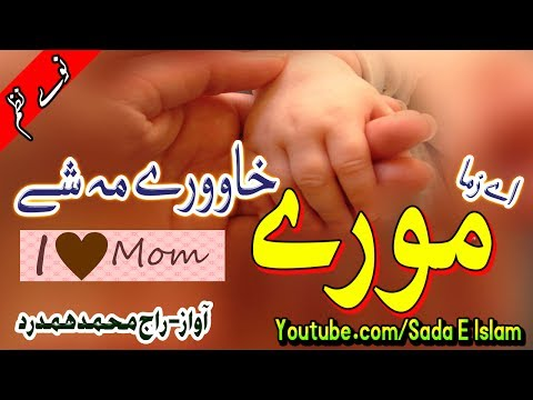 Pashto New Nazam About - Mor MORE KHAWRE ME SHE