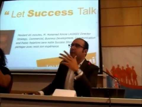 45' of Succues Story Telling w/ M. AMINE LAGHIDI - JCI Rabat Business